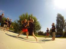 Gratis kampsportsträning för ungdomar i sommar