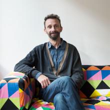 Andreas Nobel ny lektor på Beckmans Designhögskola