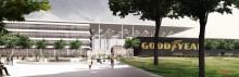 Goodyear velger utviklingspartnere for nytt globalt innovasjonssenter og kontorer på Luxembourg Automotive Campus