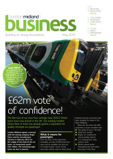 London Midland Business - Stakeholder Newsletter May 2014