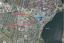 HaCaFrø/Tyréns prækvalificeret til nyt erhvervsgymnasium og banebro i Viborg