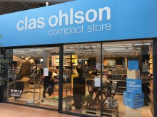 Suomen ensimmäinen Clas Ohlson Compact Store aukeaa torstaina Columbuksessa