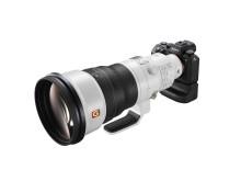 A Sony apresenta a tão aguardada lente Prime G Master™ 400mm F2.8