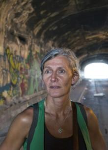 Ny roman frå Kristin Sørsdal; om menneske på flukt og dei som tek dei imot.
