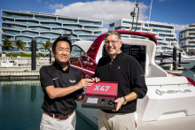 YANMAR CONTINUES SUPPORT OF HERO WORLD CHALLENGE, LAUNCHING NEW FLAGSHIP X47 EXPRESS CRUISER YACHT