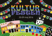Välkommen till Kulturfesten i Uddevalla 23-29 maj