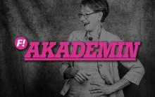 Feministiskt initiativ startar F! Akademin