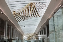 Changi Airport's Terminal 4 to feature grand-scale kinetic sculpture, contemporary art and immersive digital experience