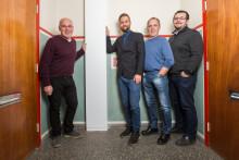 Det första modulstambytet genomfört i Sverige – snabb montering av moduler ersätter stora ingrepp