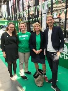 C vill satsa 60 miljoner för ett grönare Skåne i ny rapport