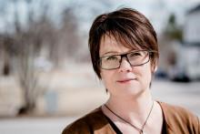 Anna Wedin, ny ekonomichef på Jokkmokks kommun