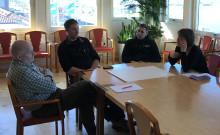 KFS beviljas statsbidrag och tar plats i YA-delegationen