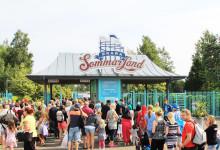 Skara Sommarland får egen busshållplats