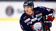 Rhett Rakhshani förstärker Malmö Redhawks
