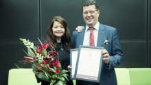 Vuoden hyvä omistaja 2017 on Julianna Borsos