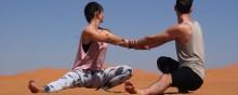 10 Tage Wüsten Yoga Retreat Oktober 2017