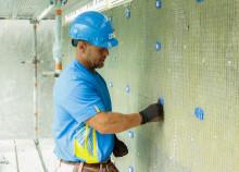 Iso-Plus Prefab – förberett för fasadmontage