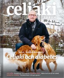 Årets första nummer av CeliakiForum ute nu