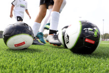 Kick it like Stindl:  9. Santander Sommercamp