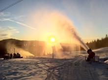 Norsk alpin skidpremiär i helgen