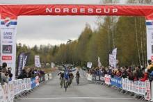 Utvik, Wærenskjold, Moe og Skjerping seiret i NC 2 på Eidsvoll