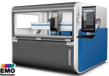 Världspremiär på EMO 2013 - DATRON kommer att visa den nyutvecklade high performance HSC-fräsmaskinen MLCube!
