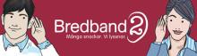 Bredband2 redovisar ökad nettoomsättning med 16%
