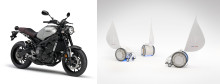 "Yamaha Motor Receives Global ""iF Design Award"" for Fourth Consecutive Year - XSR900 Motorcycle Receives Fourth Design Award -"