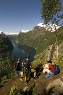 Välkommen på Norgefrukost på TUR