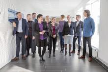 Företagen ger Näringslivsservice höga betyg