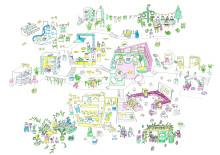 Elastiska Hem – ett framtida boende byggt på gemenskap