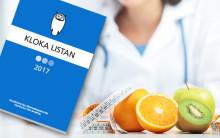 Hälsosamma levnadsvanor listas på Kloka Listan