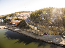 Dubbla uppdrag för Forsen när HSB bygger nytt bostadsområde