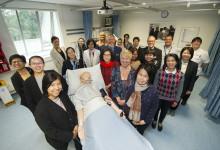 Northumbria showcases simulation-based learning to Thai nursing experts