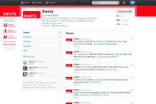 Swets goes global on Twitter