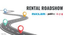 NicLen und publitec auf Rental Roadshow durch Deutschland