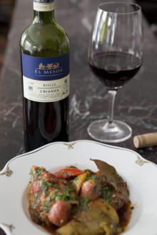 El Meson – comeback för populär Rioja Crianza från topproducent!