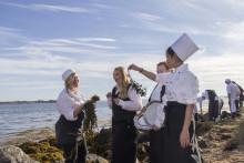 Sjømatnæringen med unge på laget