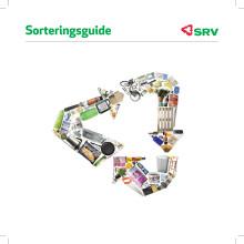 Sorteringsguide från SRV återvinning