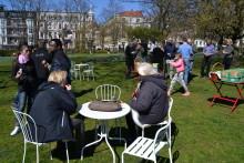 Pressinbjudan: Sommaren börjar i Stadsparken på tisdag den 3 maj