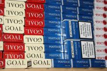 Illicit tobacco and alcohol seized in Burton