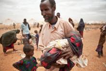 Humanitär hjälp i Somalia hotas av politiska agendor