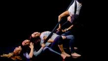 Cirkus Cirkörs nya till Dansens Hus