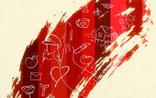 """Revyn """"Rött"""" har premiär på Nya China"""