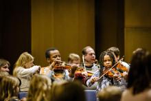 Sida vid Sida Västernorrland – musik för social förändring