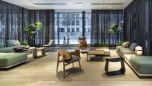 Strategisk Arkitekt är stolta inredningsarkitekter till Roches nya kontor