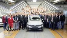 Ny Passat sætter rekord: Med 30 millioner biler verden over er Passat den mest solgte bil i mellemklassen