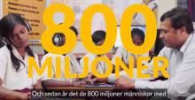 Sightsavers - vi kämpar mot enorma siffror - noll är vårt mål