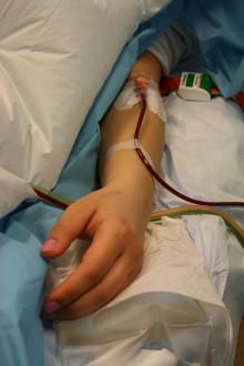 Blodstamcellstransplantationer vid Akademiska kvalitetssäkrade