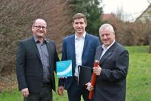 Landkreis Rostock: Stäbelow und Ziesendorf erhalten Glasfasernetz
